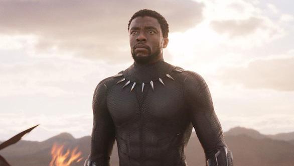 Nam diễn viên Chadwick Boseman trong phim Black Panther - Ảnh: Washington Post
