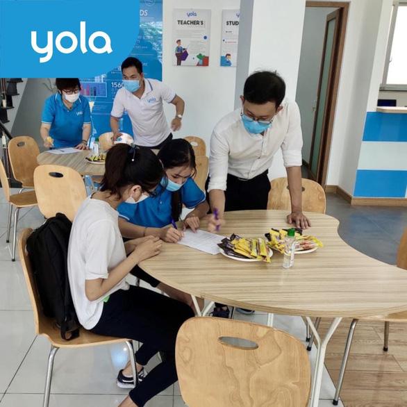 Chào đón các trung tâm mới của YOLA - Ảnh 4.