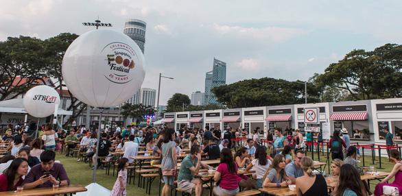 Trải nghiệm sự kiện chưa từng có ở Singapore: Lễ hội ẩm thực online - Ảnh 3.