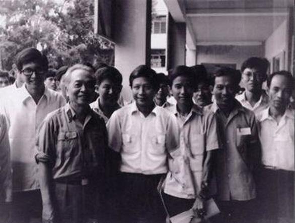 Giáo sư toán học Đặng Đình Áng qua đời ở tuổi 94 - Ảnh 2.