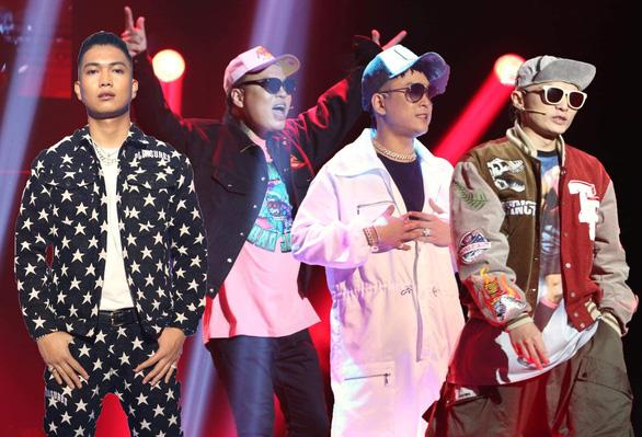 Rap Việt và King of Rap: Khán giả yêu rap phát rồ theo từng tập lên sóng - Ảnh 3.