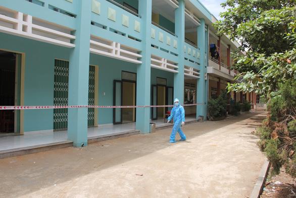Thêm một khu dân cư ở Đà Nẵng bị phong tỏa - Ảnh 1.