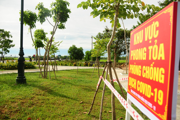 Phòng hóa Quân khu 5 phun khử trùng dập dịch tại điểm nóng Quảng Nam - Ảnh 5.