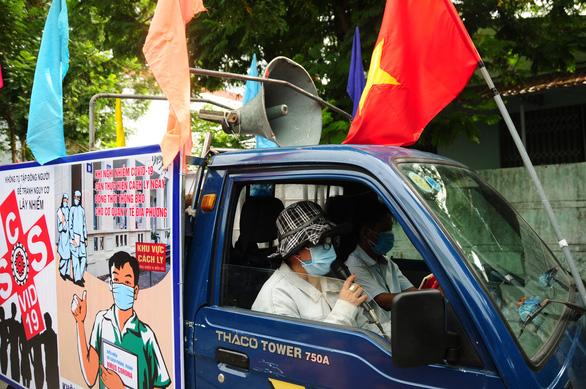 Phòng hóa Quân khu 5 phun khử trùng dập dịch tại điểm nóng Quảng Nam - Ảnh 6.