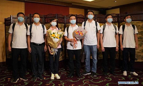Hong Kong bác tin chuyên gia Trung Quốc thu thập ADN thông qua hỗ trợ xét nghiệm - Ảnh 2.
