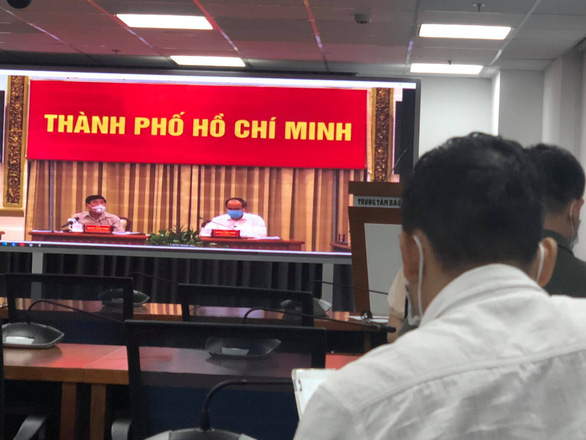 TP.HCM: Học sinh thi tốt nghiệp THPT được mở khẩu trang khi ổn định chỗ ngồi - Ảnh 1.