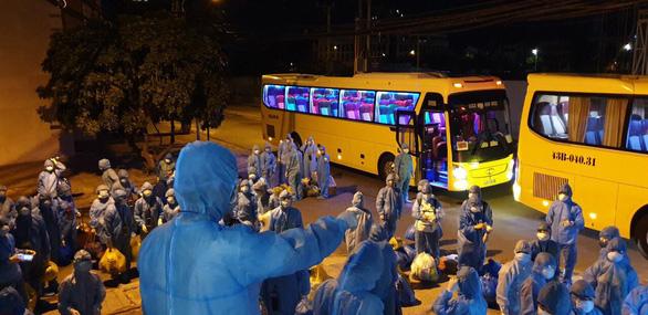 Lịch trình đi lại của 15 bệnh nhân COVID-19 tại Đà Nẵng - Ảnh 1.