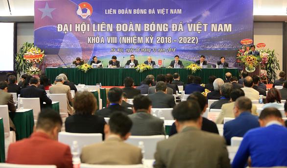 Chủ tịch CLB SHB Đà Nẵng: Nên lùi thời gian tổ chức Đại hội thường niên VFF để chống dịch - Ảnh 1.