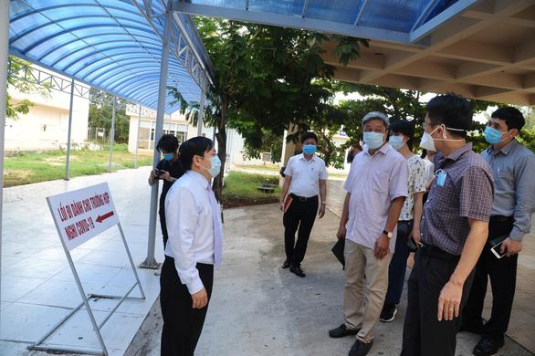 Các ca bệnh mới ở Quảng Nam là người buôn bán, tiếp xúc nhiều nhưng không nhớ - Ảnh 3.