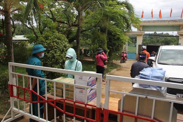Thêm một khu dân cư ở Đà Nẵng bị phong tỏa - Ảnh 2.