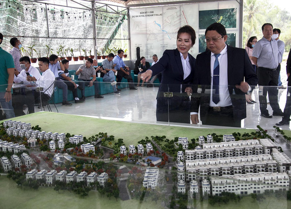 Khởi công xây dựng khu biệt thự nghỉ dưỡng Royal Streamy Villas - Ảnh 2.