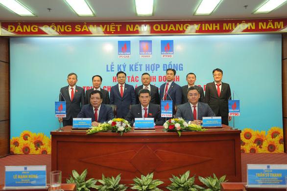 PVN lập chuỗi dự án Khí - Điện - Cảng cung cấp khí cho các nhà máy điện Nhơn Trạch - Ảnh 1.