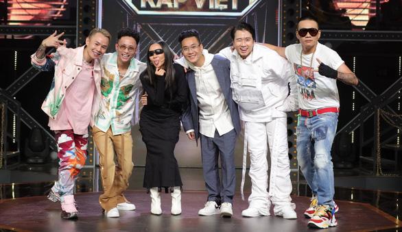 Rap Việt và King of Rap: Khán giả yêu rap phát rồ theo từng tập lên sóng - Ảnh 1.