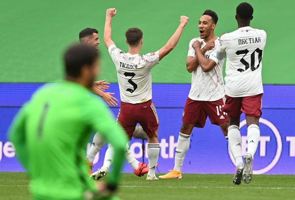 Hạ Liverpool sau loạt 'đấu súng', Arsenal đoạt Siêu cúp Anh 2020 - Ảnh 2.