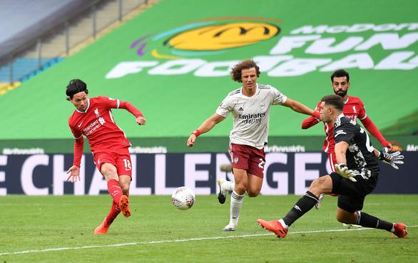 Hạ Liverpool sau loạt 'đấu súng', Arsenal đoạt Siêu cúp Anh 2020 - Ảnh 3.