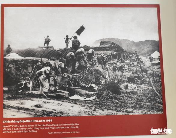 Cuộc chiến chống COVID-19 và Vinfast có mặt ở triển lãm Việt Nam độc lập, tự cường - Ảnh 6.