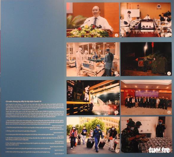 Cuộc chiến chống COVID-19 và Vinfast có mặt ở triển lãm Việt Nam độc lập, tự cường - Ảnh 11.