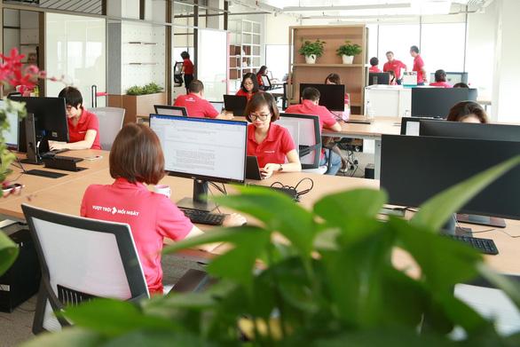 Techcombank tạo môi trường văn hóa 'phẳng' tại nơi làm việc - Ảnh 1.