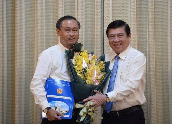 Ông Huỳnh Thanh Nhân làm giám đốc Sở Nội vụ TP.HCM - Ảnh 1.
