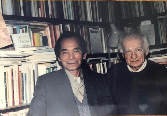 Dịch giả Huỳnh Phan Anh qua đời tại Mỹ - Ảnh 1.
