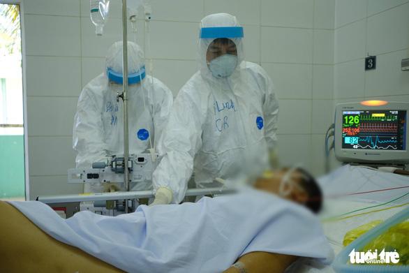 Chủ tịch Đà Nẵng gửi thư cảm ơn các đoàn y bác sĩ chi viện dập dịch - Ảnh 1.