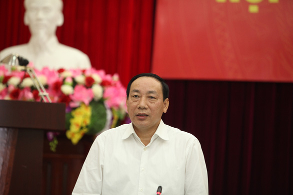 Cựu thứ trưởng Bộ GTVT vi phạm để Út 'trọc' chiếm đoạt hơn 725 tỉ - Ảnh 1.