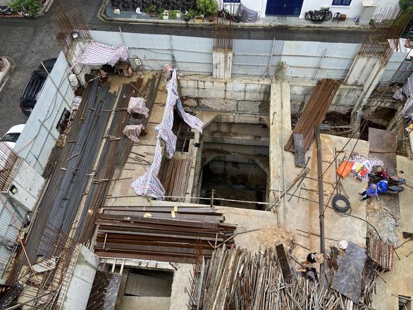 Vụ nhà riêng có 4 tầng hầm, mỗi tầng hơn 3m: Lộ ra điều gì?  - Ảnh 1.