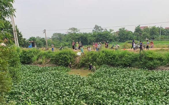 Tìm thấy thi thể nữ sinh mất tích nhiều ngày ở Bắc Ninh - Ảnh 1.