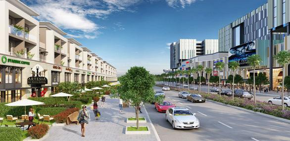 Triển vọng đầu tư sinh lời shophouse tâm điểm cửa ngõ phía Tây Sài Gòn - Ảnh 2.