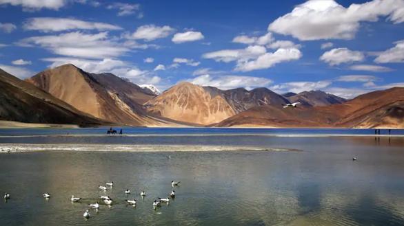 Ấn Độ tố quân đội Trung Quốc tiếp tục xâm phạm biên giới, Bắc Kinh nói không - Ảnh 1.