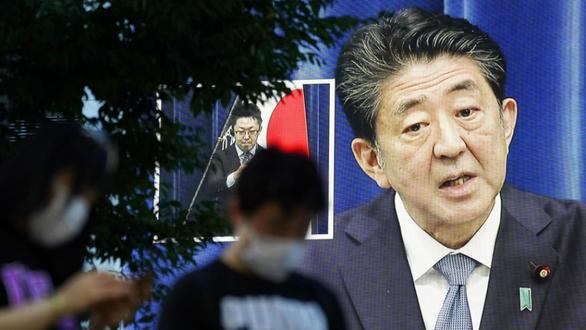 Ông Trump ca ngợi ông Abe là thủ tướng vĩ đại nhất trong lịch sử Nhật Bản - Ảnh 1.