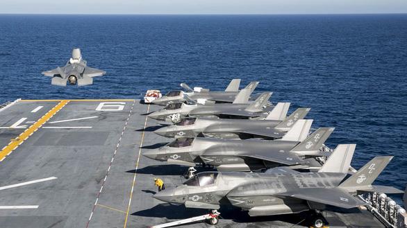 Mỹ dồn quân và tên lửa về châu Á đối phó Trung Quốc - Ảnh 1.
