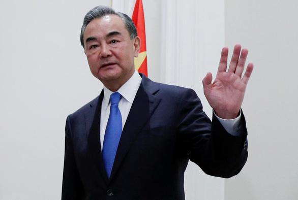 Ông Vương Nghị: chủ tịch Thượng viện Czech sẽ trả giá đắt vì thăm Đài Loan - Ảnh 1.