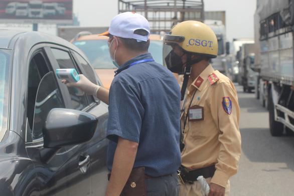 Đồng Nai yêu cầu dừng vận chuyển khách đến các địa phương có dịch - Ảnh 2.