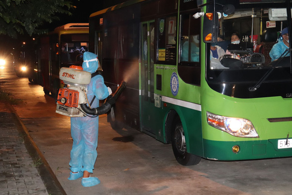 Đồng Nai yêu cầu dừng vận chuyển khách đến các địa phương có dịch - Ảnh 1.
