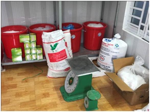 Phạt nặng doanh nghiệp dùng mủ trôm sản xuất… nước yến - Ảnh 1.
