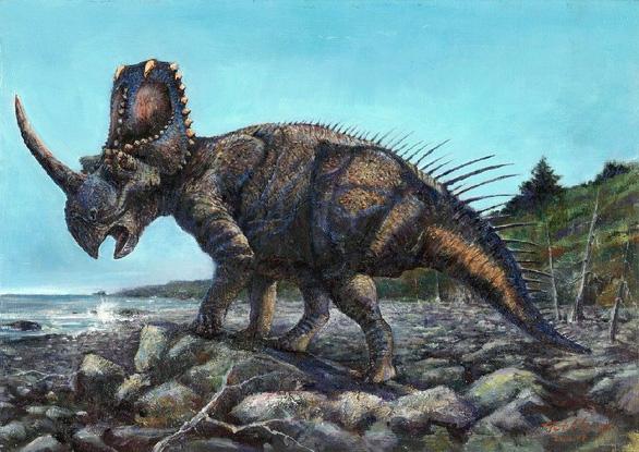Phát hiện khủng long cũng bị… ung thư - Ảnh 2.