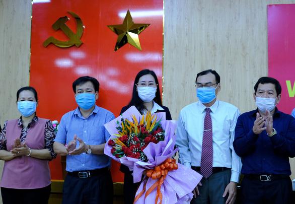 Bà Bùi Thị Quỳnh Vân giữ chức bí thư Tỉnh ủy Quảng Ngãi - Ảnh 2.