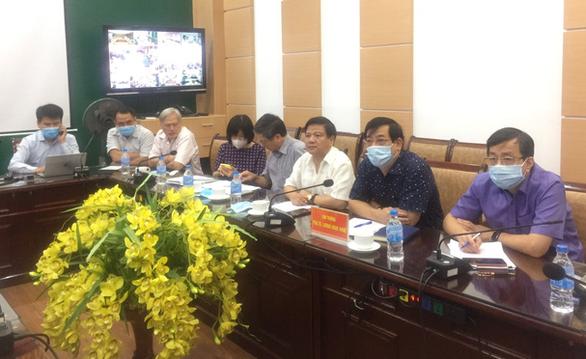 40 ca nặng, Bộ yêu cầu không để phát sinh bệnh nhân COVID-19 mới ở Bệnh viện Đà Nẵng - Ảnh 1.