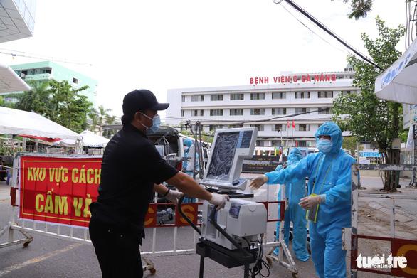 Người chơi lan tiếp sức Bệnh viện Đà Nẵng 5 máy thở trị giá 2,75 tỉ - Ảnh 2.