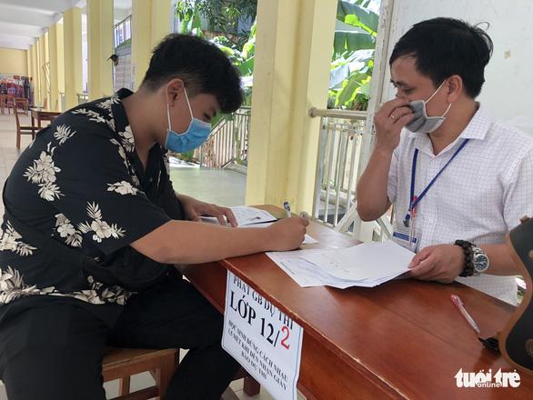Đà Nẵng thông báo hoãn tổ chức thi tốt nghiệp THPT 2020 - Ảnh 1.