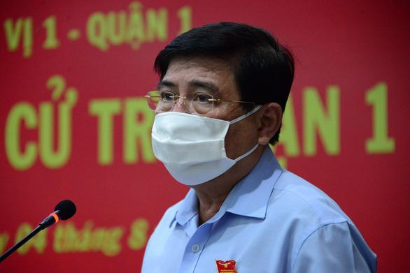 Chủ tịch Nguyễn Thành Phong: 114 người nhập cảnh trái phép ở TP.HCM, đa số Trung Quốc - Ảnh 1.