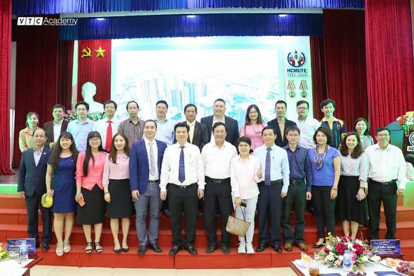VTC Academy chính thức đồng hành cùng Bộ Giáo dục & Đào tạo đến năm 2025 - Ảnh 2.