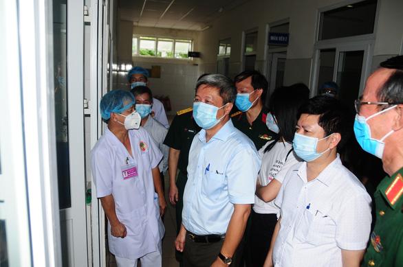 'Sớm mở cửa lại 3 bệnh viện đang bị phong tỏa tại Đà Nẵng' - Ảnh 2.