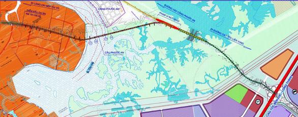Xây cầu Phước An gần 5.000 tỉ đồng, nối cảng Cái Mép - Thị Vải với cao tốc - Ảnh 4.