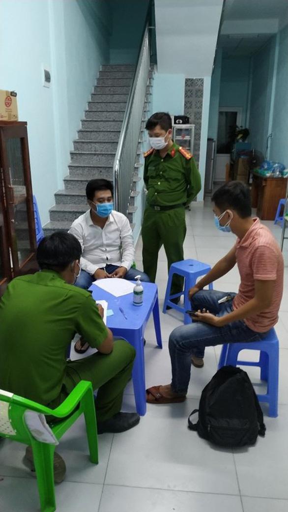 Đã tìm được người trốn cách ly tại Bệnh viện Đa khoa Quảng Nam - Ảnh 1.