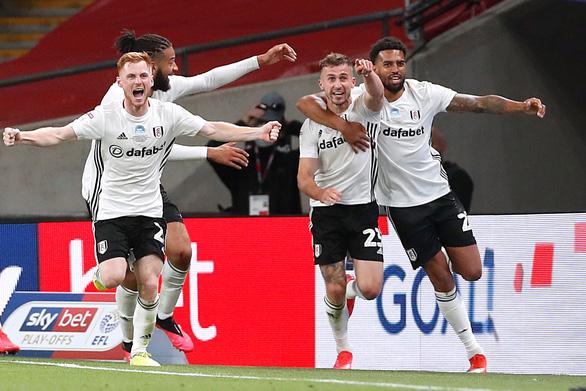 Thắng trận cầu trị giá gần 5.100 tỉ đồng, Fulham giành vé trở lại Premier League - Ảnh 2.