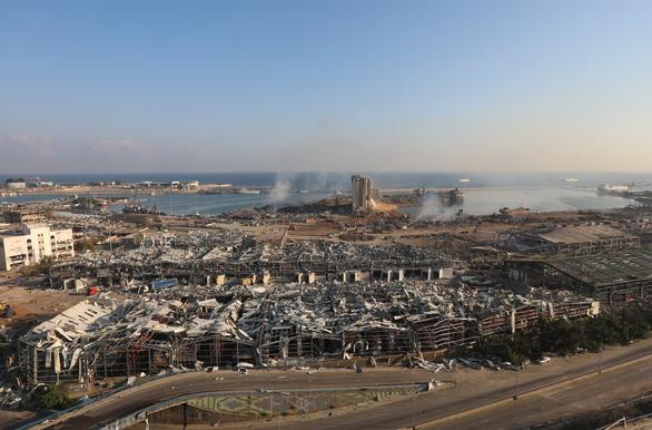 Nhân chứng vụ nổ ở Lebanon: Tôi bị thổi văng ra mấy mét - Ảnh 3.