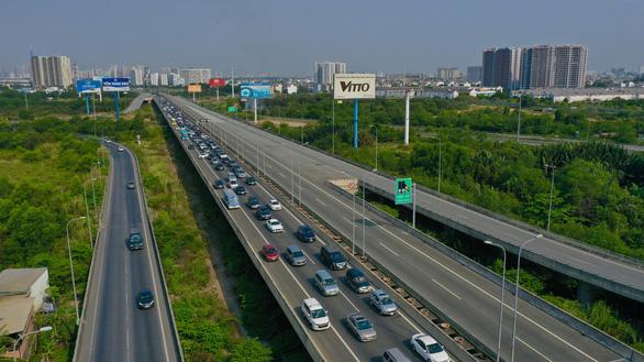 Báo cáo Thủ tướng phương án mở rộng cao tốc TP.HCM - Long Thành - Dầu Giây tháng 8-2020 - Ảnh 1.