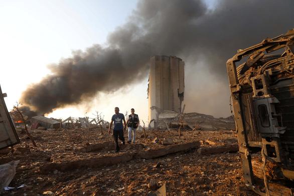 Toàn cảnh vụ nổ ở Lebanon: Vì sao có đám mây hình nấm như bom nguyên tử? - Ảnh 5.